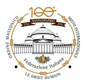 Massoneria la Federazione italiana LE DROIT HUMAIN compie 100 anni