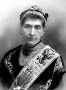 Marie Bonnevial pioniera della Massoneria mista