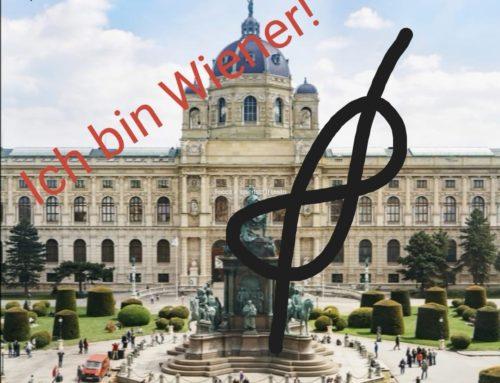 Ich bin ein Wiener è il grido della Massoneria mista