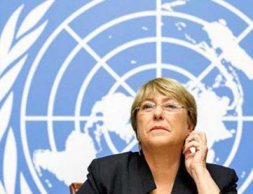 """""""Abbiamo bisogno di principi massonici"""" Michelle Bachelet, Alto Commissario ONU per i Diritti Umani"""