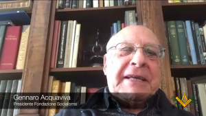 L'Italia ha bisogno di Massoneria -intervista a Gennaro Acquaviva
