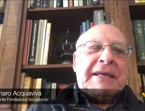 L'Italia ha bisogno di Massoneria | Intervista all'ex senatore Gennaro Acquaviva