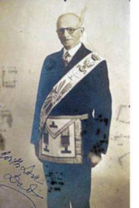 Louis Goaziou, massoneria in America