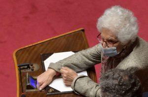 Commissione parlamentare Liliana Segre
