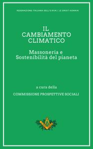 massoneria e cambiamento climatico