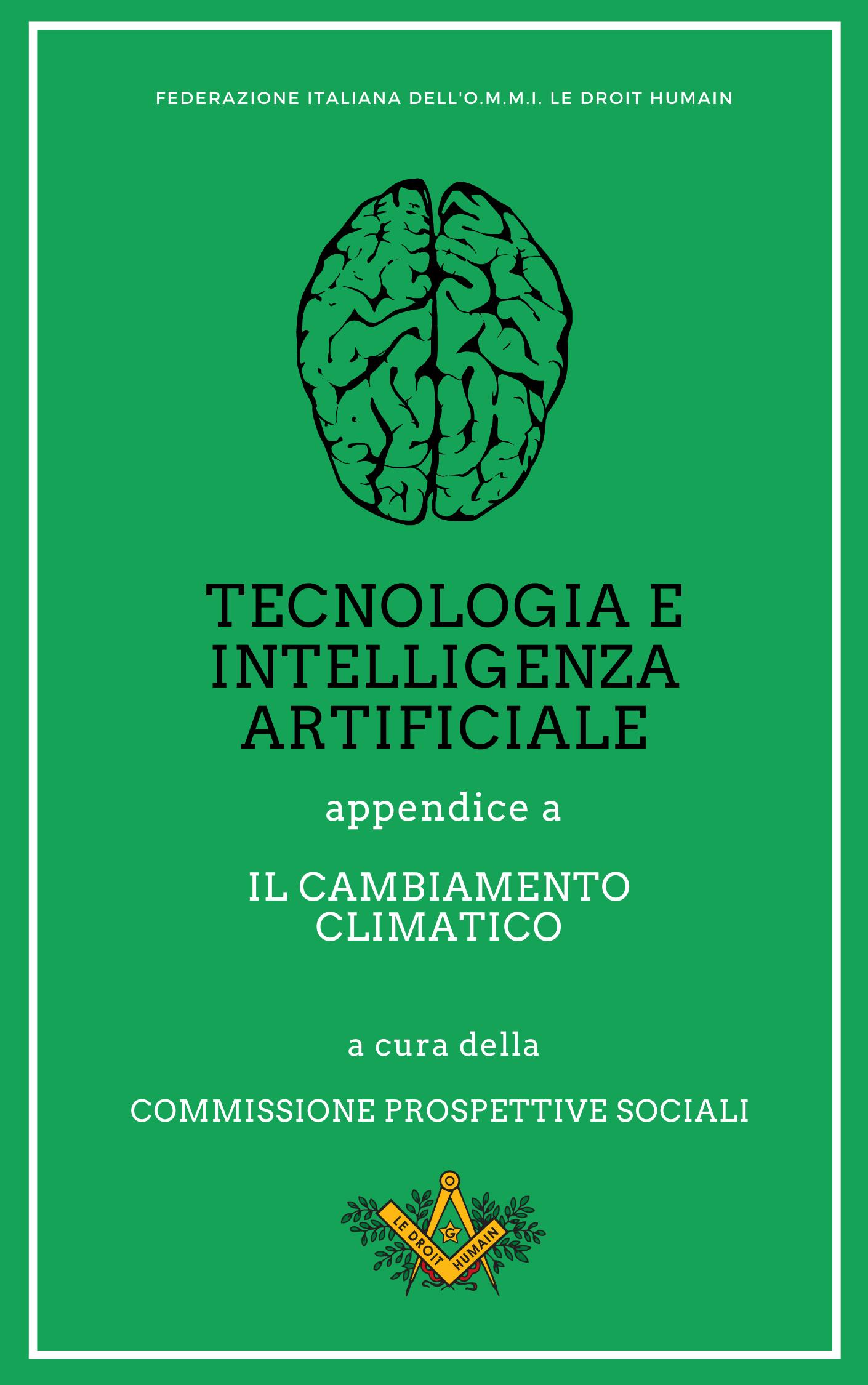 intelligenza artificiale e ambiente