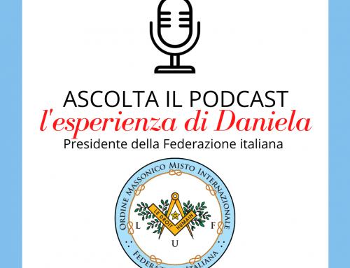 Podcast sulla Massoneria #1 – L'esperienza di Daniela