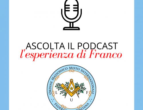 Podcast sulla Massoneria #4 – L'esperienza di Franco