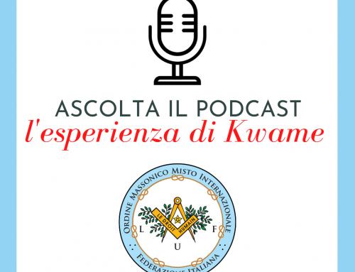 Podcast sulla Massoneria #6 – l'esperienza di Kwame: Camerunese, medico e Massone.