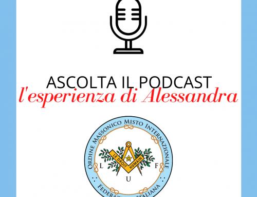 Podcast sulla Massoneria #3 – L'esperienza di Alessandra