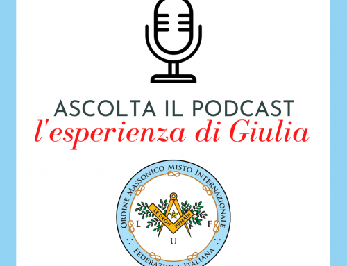Podcast sulla Massoneria #7 – L'esperienza di Giulia